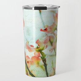 Thoughts of Spring Travel Mug