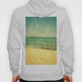 Seascape Vertical Abstract Hoody