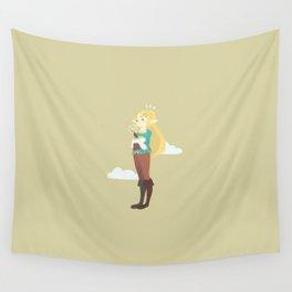 Princess Zelda Wall Tapestry