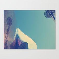 Needle Canvas Print