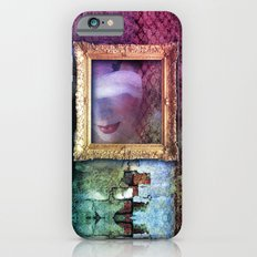 HIDDEN BEAUTY - Composing with woman and antique torso iPhone 6s Slim Case