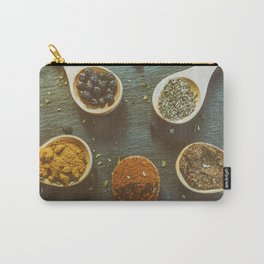 Herb and Spices. Carry-All Pouch