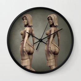 Game Character Series - Kila Wall Clock