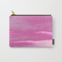 Pink Summer Vibes #1 #decor #art #society6 Carry-All Pouch