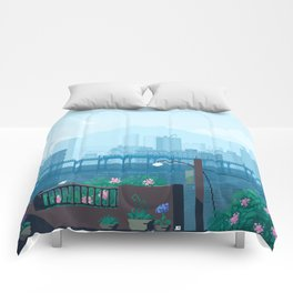 Seattle Morning Comforters