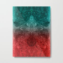Stormwatch Metal Print