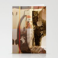 hemingway Stationery Cards featuring Been There Done That < The NO Series (Brown) by Wayne Edson Bryan