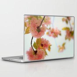 Pink Ponpom Laptop & iPad Skin