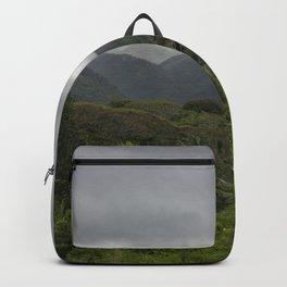 luscious island Backpack
