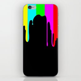 Colour Test iPhone Skin