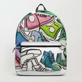 Sneaker Party Backpack