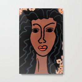 Janie Metal Print