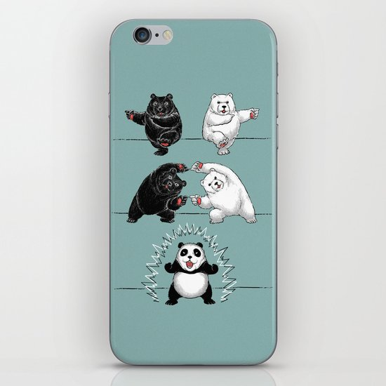 Ultimate Fusion! iPhone & iPod Skin