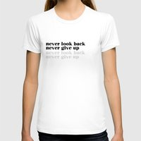 haim T-shirts featuring never look back by notabadday