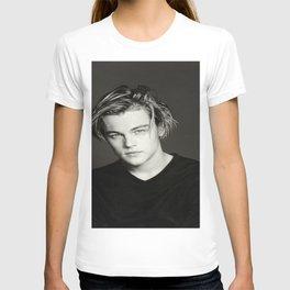 Leonardo DiCaprio Portrait T-shirt