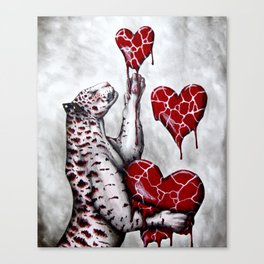 Love Collector Canvas Print
