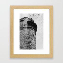 B&W III Framed Art Print