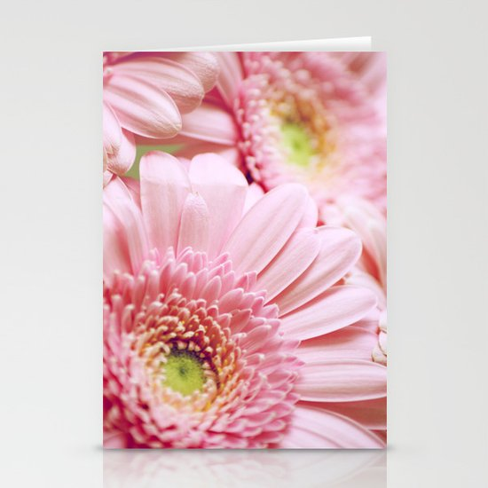 Pink Gerbera Dream Stationery Cards