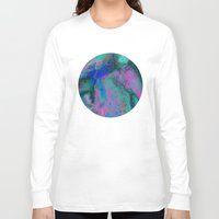 venus Long Sleeve T-shirts featuring Venus by elena + stephann