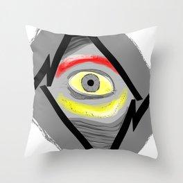 Inner Eye Throw Pillow