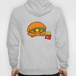 Food Series - Burger Hoody