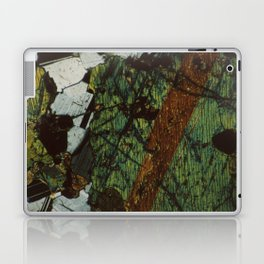 Pyroxene and Feldspar Laptop & iPad Skin