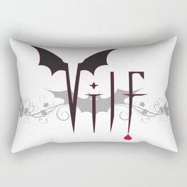 V.I.L.F. Rectangular Pillow