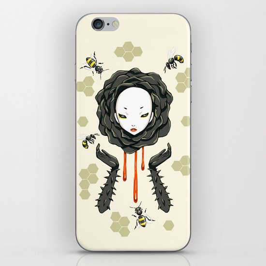 Honey iPhone & iPod Skin