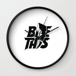 jauz Wall Clock