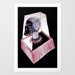Boxd Art Print