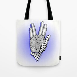 Go Forth and Prosper Zentangle Greeting Tote Bag