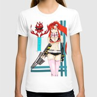 gurren lagann T-shirts featuring The Bae by Passcooall