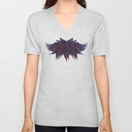 Crowberus Reborn Unisex V-Neck