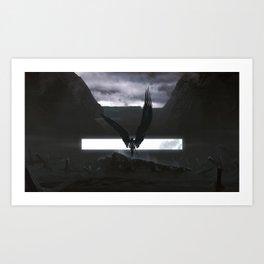 Valkyrie Art Print