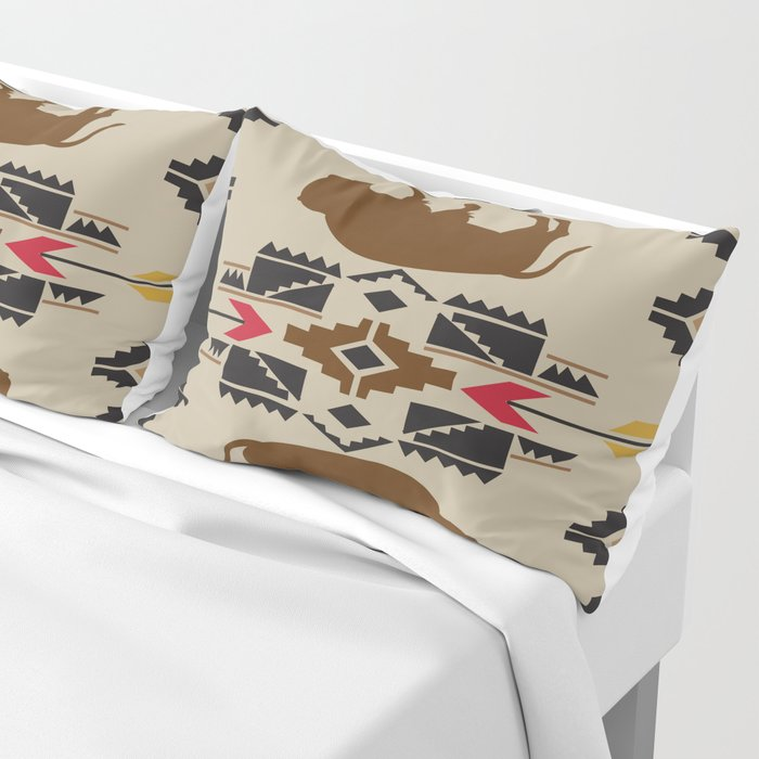 American Native Pattern No. 180 Pillow Sham