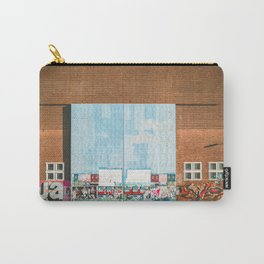 Amsterdam Noord Street Art Carry-All Pouch