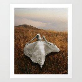 La Belle Dame Sans Merci Art Print
