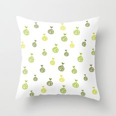 Roots Pattern Throw Pillow
