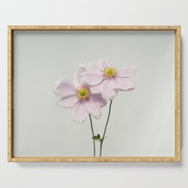 Anemone duo Serving Tray