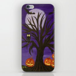 Halloween-2 iPhone Skin