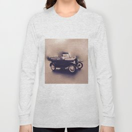 Antique Anderson-Vintage Classic Car Long Sleeve T-shirt