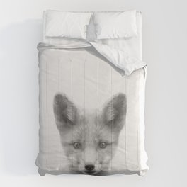 Baby Fox Comforters
