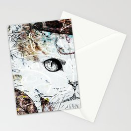 Miaow! Stationery Cards