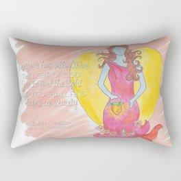 Maryllisa Light of God Rectangular Pillow