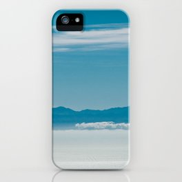 Somewhere Over the Clouds iPhone Case