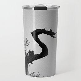Dragon Shaped Tree Travel Mug