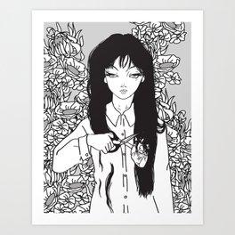 Bring on the Apathy Art Print