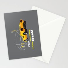 Origami Bull Stationery Cards