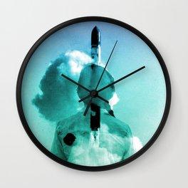 Ignite - Vintage Blues Wall Clock