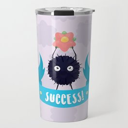 Susuwatari Success! Travel Mug
